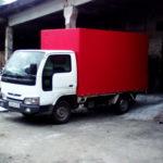 Тент на грузовик Nissan Atlas в Волгограде