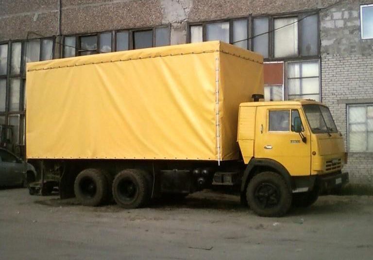 Тенты на крупнотоннажные грузовики в Волгограде