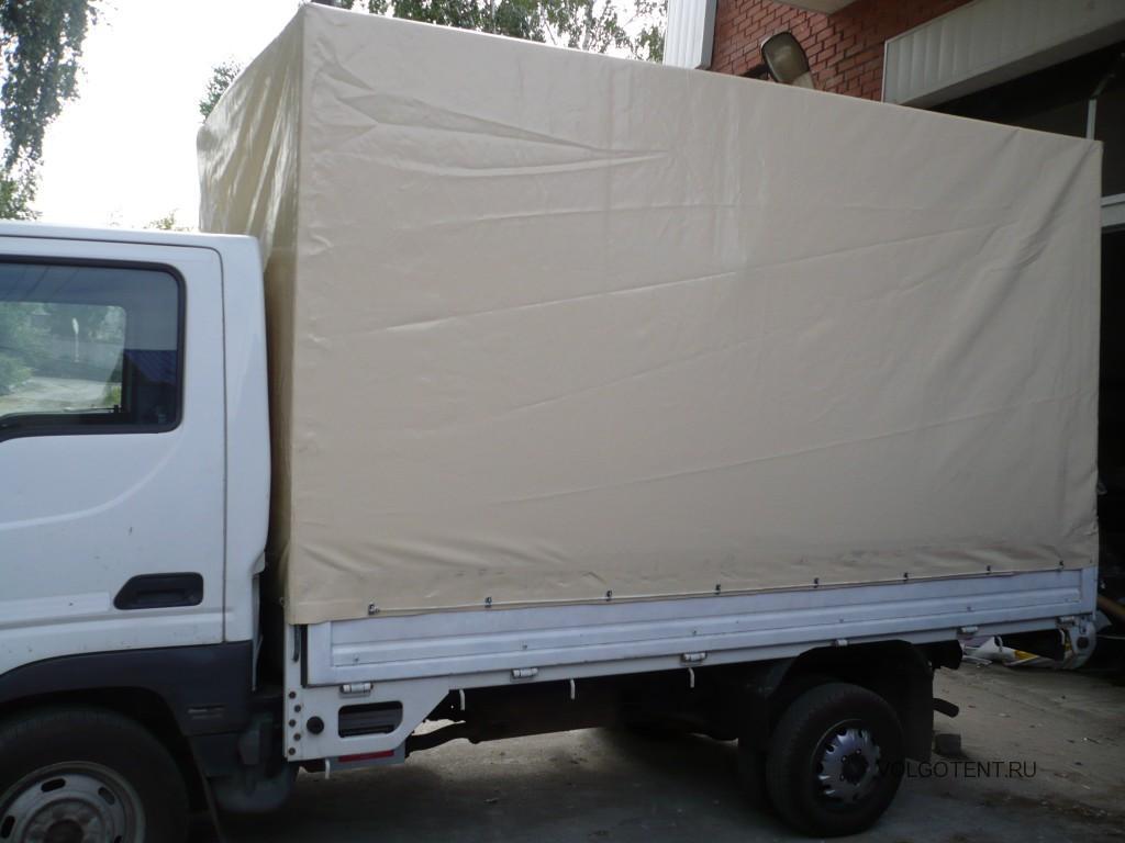 Изготовление грузового тента на Mazda Titan