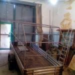 Изготовление каркаса легкового прицепа в Волгограде