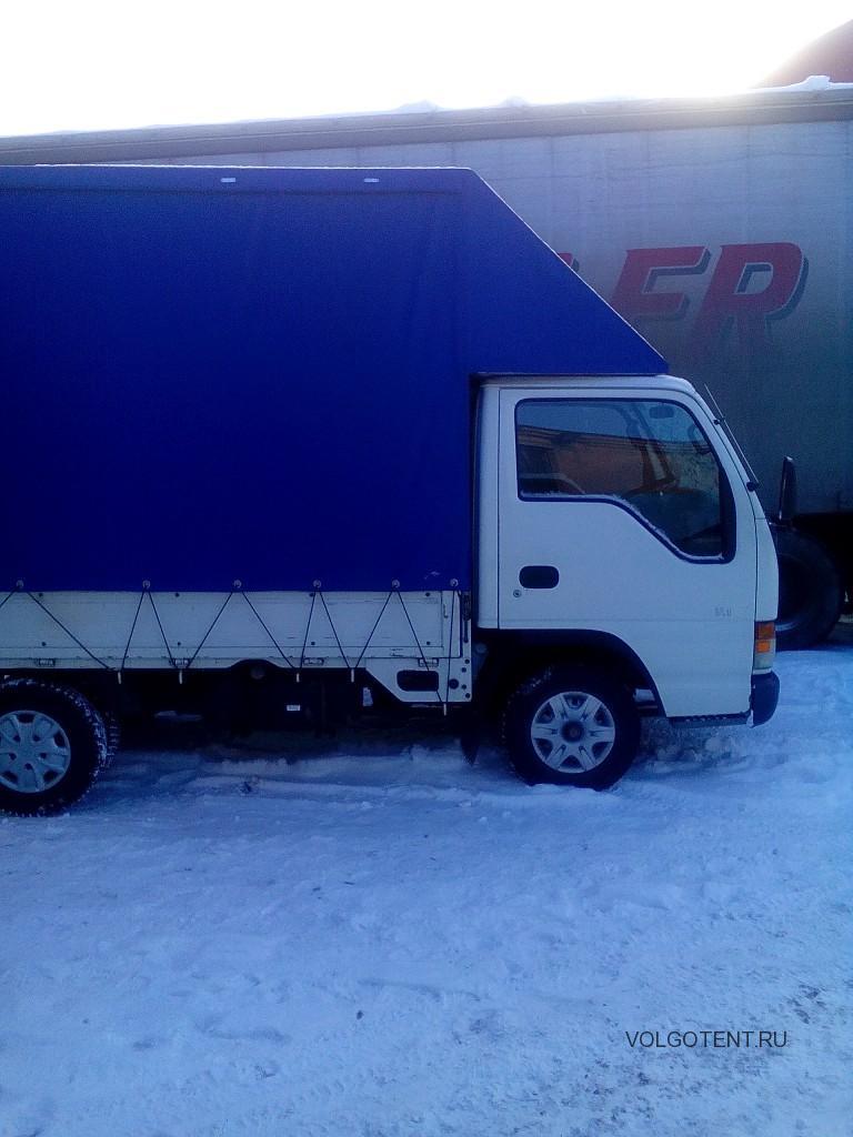 Изготовление тента на грузовик Isuzu Elf в Волгограде
