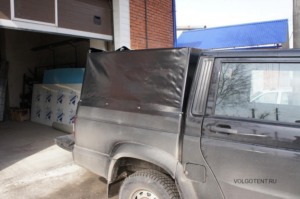 Тент на пикап «УАЗ-Патриот» в Волгограде