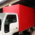 Изготовление тента на грузовик Nissan в Волгограде