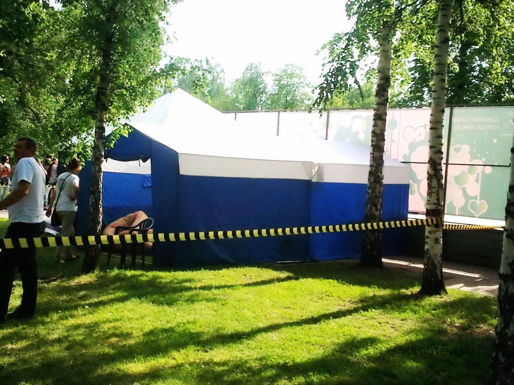 Палатки торговые 3х3х2,5 метра