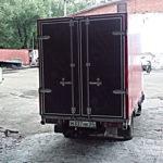 Ворота на грузовик Nissan Atlas в Волгограде