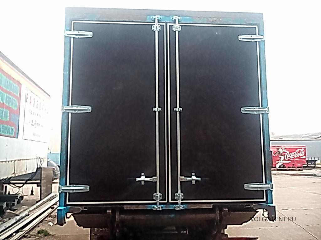 Изготовление ворот на грузовик Mercedes Atego в Волгограде
