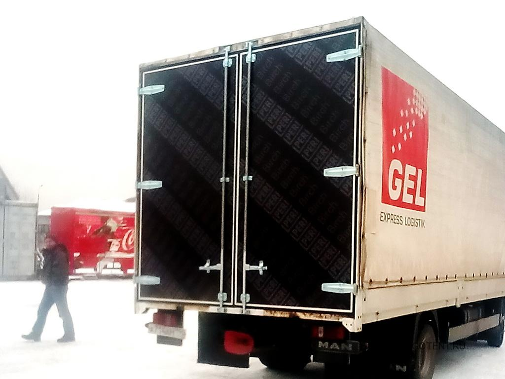 Ворота на грузовик Man в Волгограде