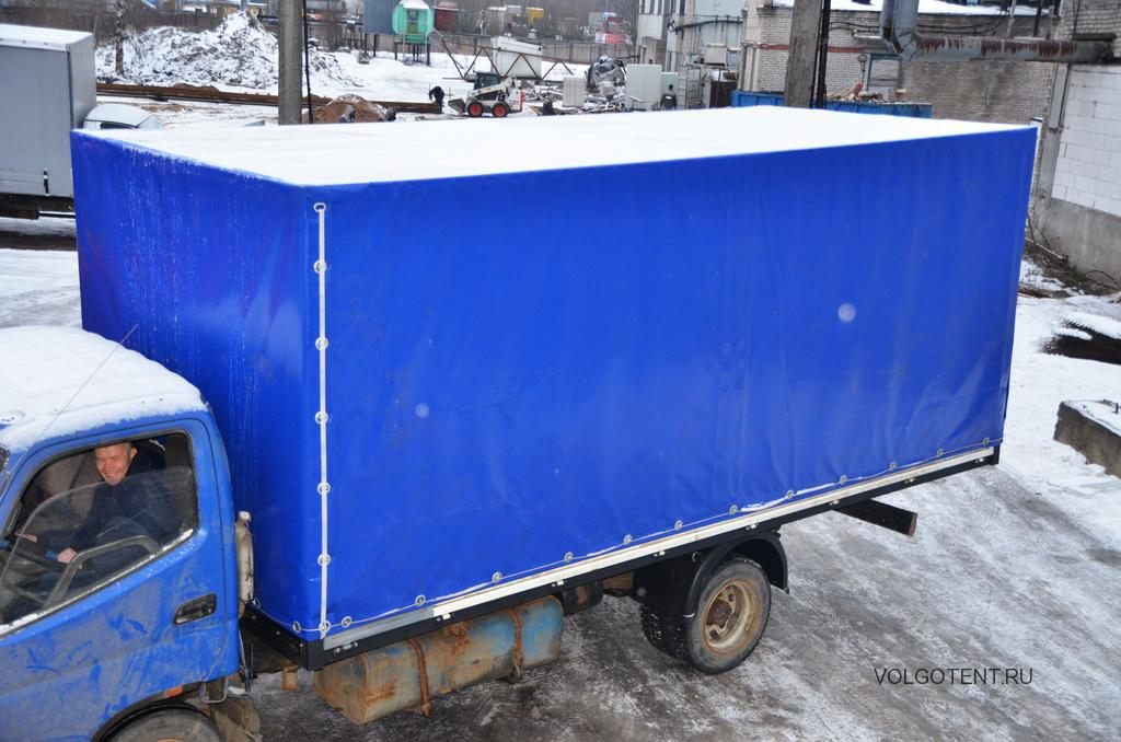 Тент для грузового автомобиля Foton