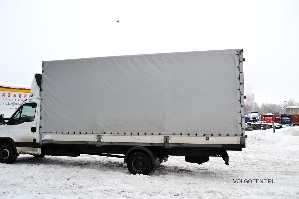 Тент на грузовик Iveco, 6 метров