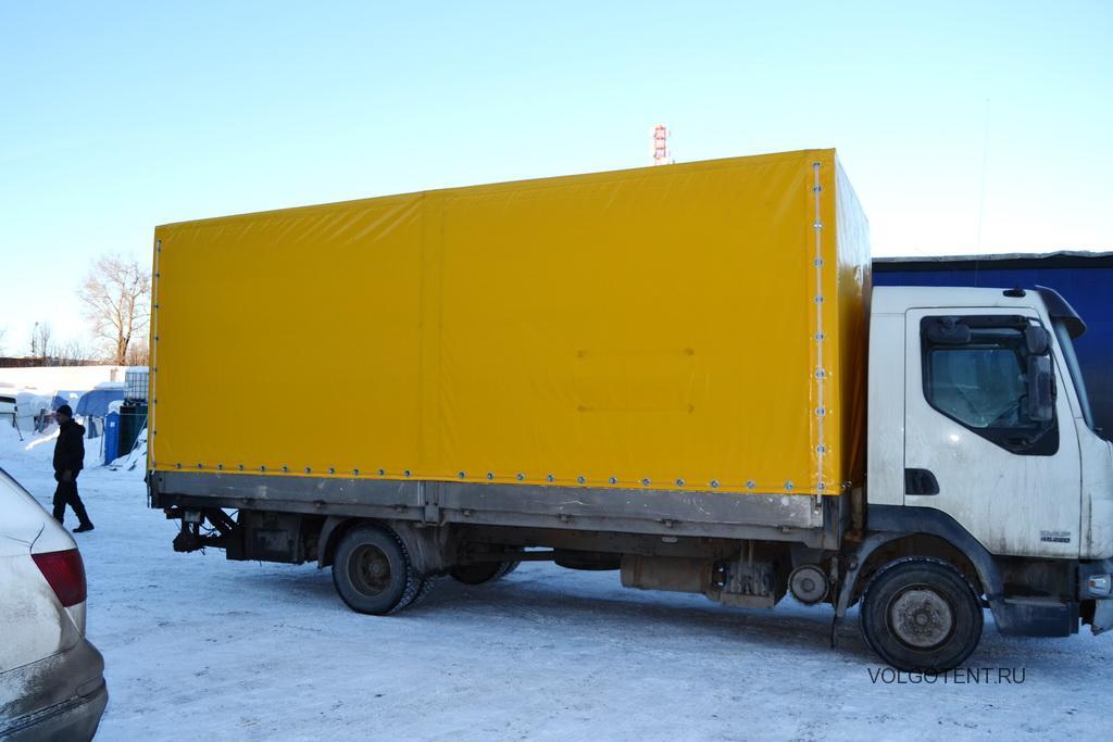 Тент на грузовую машину DAF LF