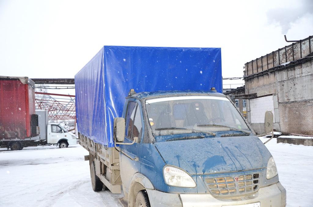 Изготовление тента на «ГАЗ-Валдай»