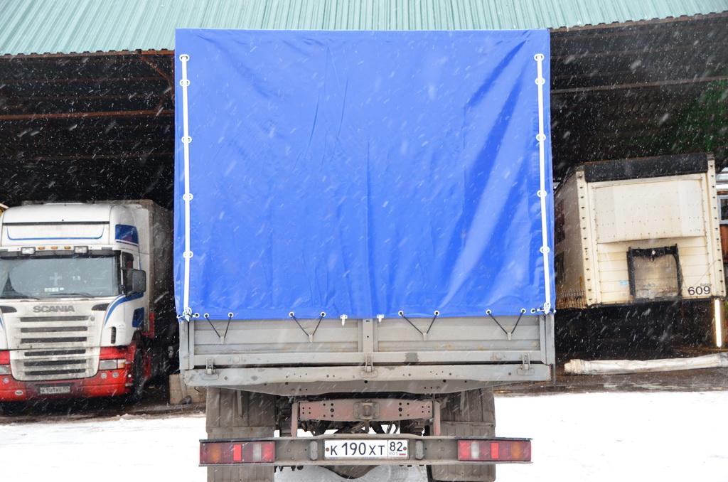 Тент для автомобиля «ГАЗ-33104»