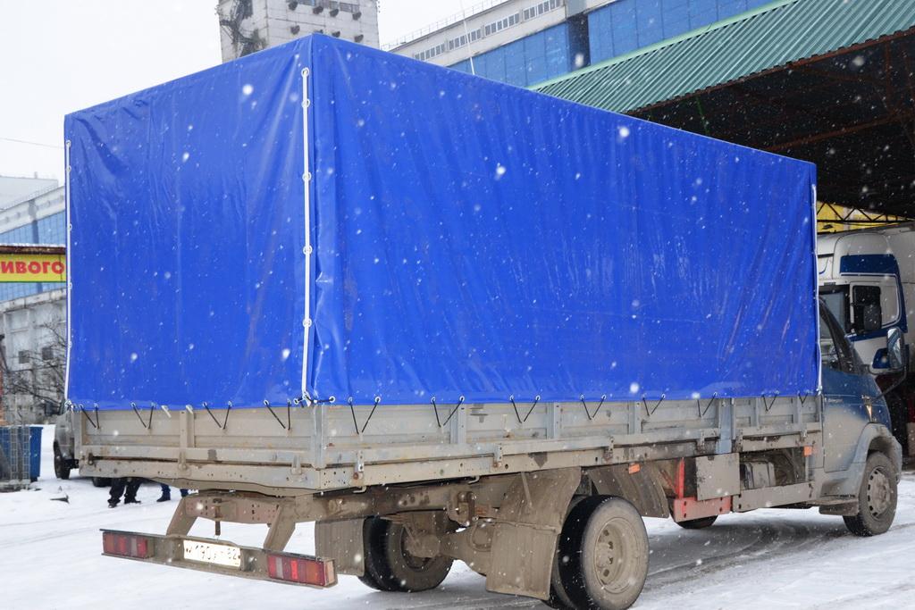 Тент на «ГАЗ-33104»