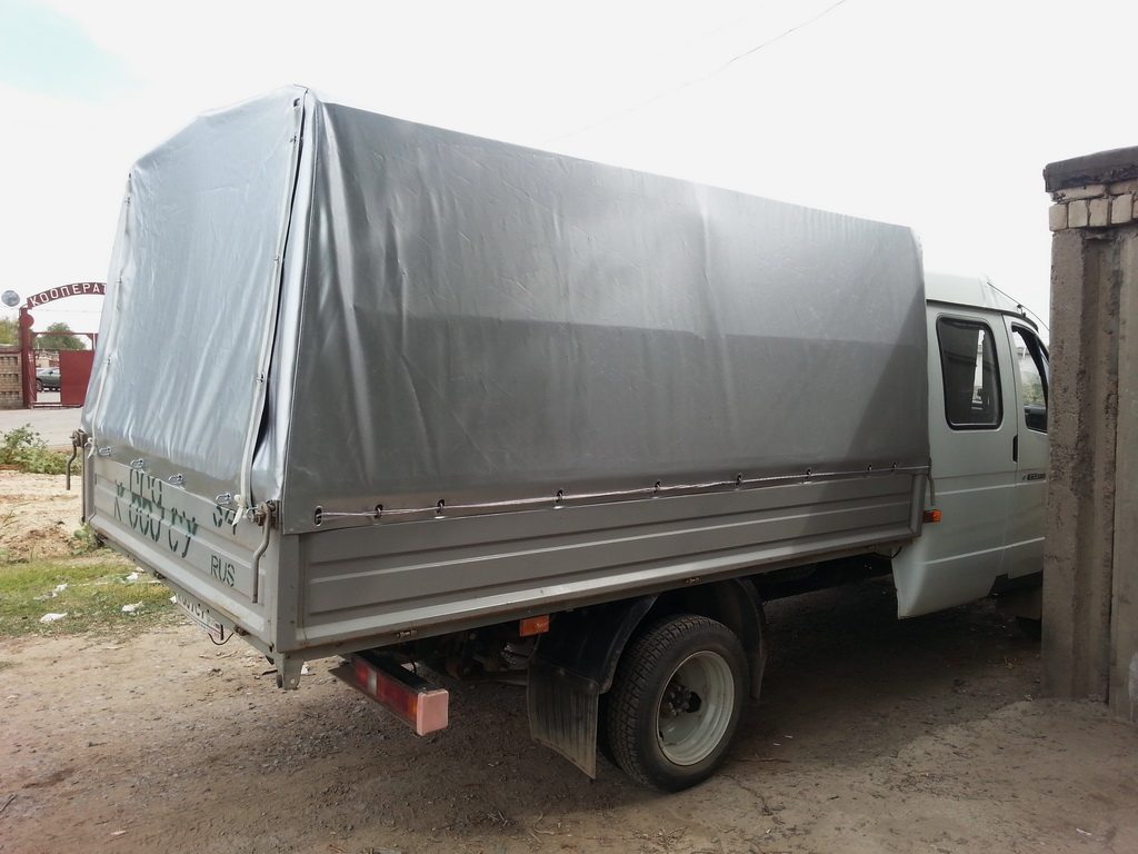 Тент на грузовик «Газель-Фермер»