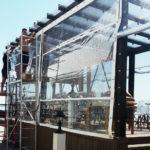 Защитные шторы для террасы в Волгограде
